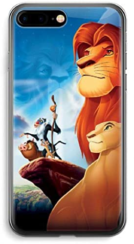 buy online 9d5e6 45432 Amazon.com: Inspired by The lion king silicone iPhone case The lion ...