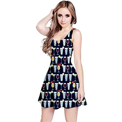Jogja Women's Cocktails Sleeveless Dress, Black - L