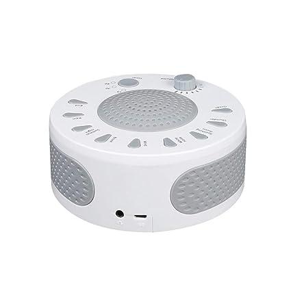 Amazon com: XTYWMTX White Noise Machine, 9 Soothing Natural