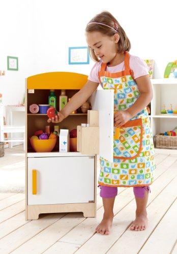 Hape Gourmet Fridge Wooden Play Kitchen Set