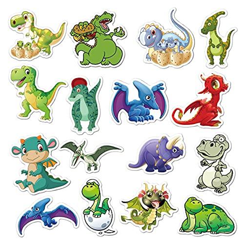 50PCS Painting Stickers DIY Paint Stickers Waterproof Dinosaur Shark Animal Painting Stickers for Adult,Kids,Laptop,Guitar,Car,Wall,Motorcycle,Flask,Skateboard,Bottle,Helmet,Bicycle(Fairy Tale Animal)