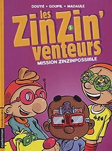 """Afficher """"Les zinzin'venteurs. n° 2<br /> Zinzin' venteurs-t5-mission zinzinpossible (Les)"""""""