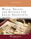 Wills, Trusts, and Estates for Legal Assistants, Beyer, Gerry W. and Hanft, John K., 145480887X