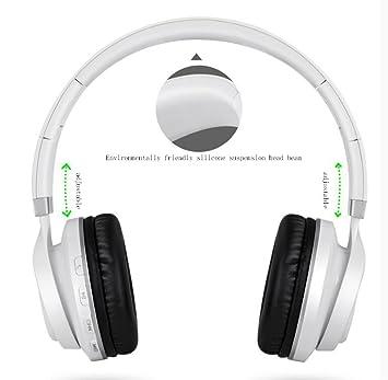 Auriculares Inalámbricos Bluetooth Auriculares para Juegos Ordenador Portátil Tarjeta Universal 4.1 Subwoofer, Modo De Espera