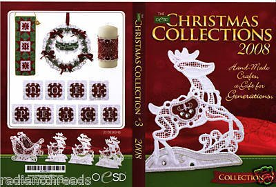 OESD Christmas Collection 2008 #3 Embroidery - Oesd Embroidery Designs