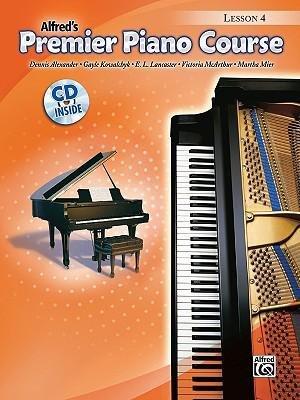[(Premier Piano Course, Lesson 4)] [Author: Dennis Alexander] published on (June, 2008) ebook