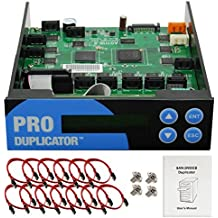 Produplicator 1-11 Blu-ray CD/ DVD/ BD SATA Duplicator Copier CONTROLLER + Cables Screws & Manual Optical Drive