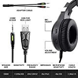 Gaming Headset Xbox One Headset with Stereo