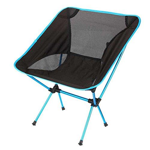 Silla de pesca ligera Profesional plegable silla de asiento de taburete de camping Silla de pesca portátil para Picnic Beach...