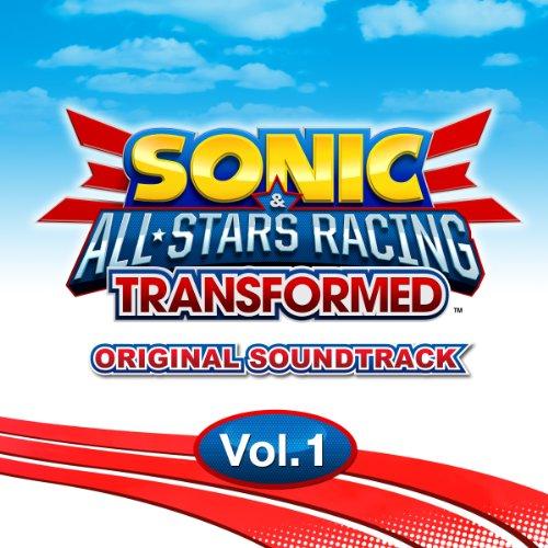 Dream Valley Intro (Sonic And Sega All Stars Racing Intro)