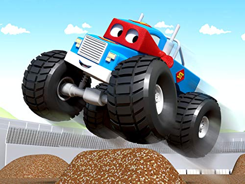 The Submarine / The Monster Truck Carl