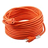 Epicord 16/3 Extension Cord Outdoor Extension Cord (25 ft) Orange...