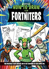 'How To Draw For Fortniters' takes time out from game play by putting pencil to paper to recreate your favourite characters. This creative collection of easy-to-follow, step-by-step drawings will teach fans of all ages to master the simple ar...