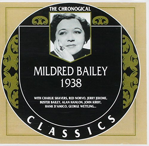 The Chronological Classics: Mildred Bailey 1938 by Classics Records