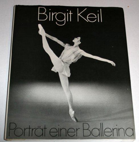 Birgit Keil Portrat Einer Ballerina