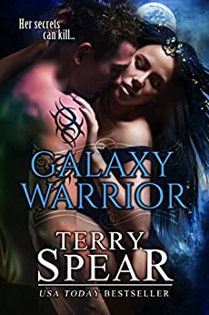Galaxy Warrior by [Spear, Terry]