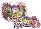 : ALEX Toys Rub a Dub Tub Island Farm Adventures Bath Playset