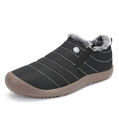 Women Warm Waterproof On Outdoor Trekking For Horizon Spring Lightweight Men Snow Unisex Shoes Black Walking Low Slip B Hiking Maybest Boots xTwEP8qp