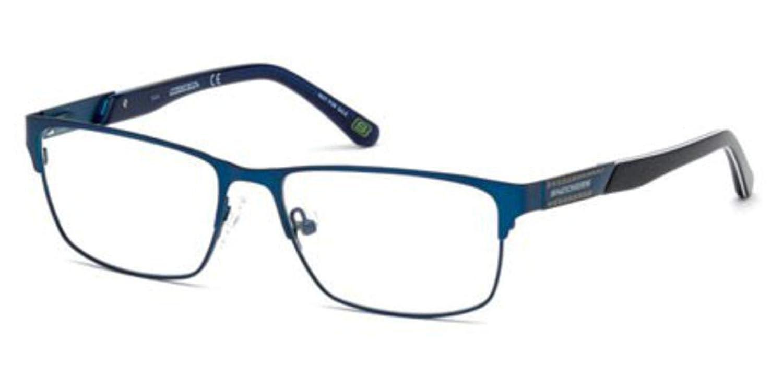 Eyeglasses Skechers SE 3202 091 matte blue