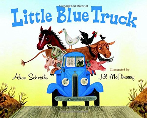 Little Blue Truck -