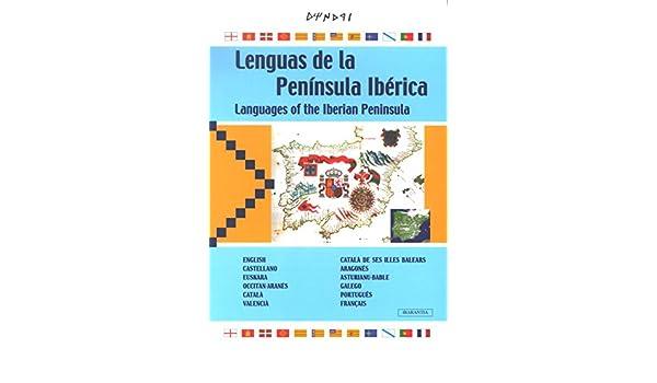 LENGUAS DE LA PENÍNSULA IBÉRICA: LANGUAGES OF THE IBERIAN ...
