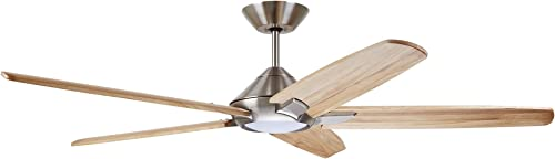 Emerson CF515NA60BS 60″ Dorian Eco Ceiling Fan