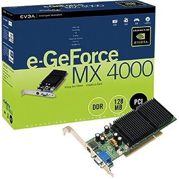 E GEFORCE4 MX4000 DRIVER UPDATE
