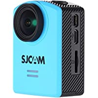 Original SJCAM M20 2.5K Gyro Video Camcorder Mini Action Helmet Wifi Camera Waterproof 2160P HD Sport DV Riding Recorder Blue
