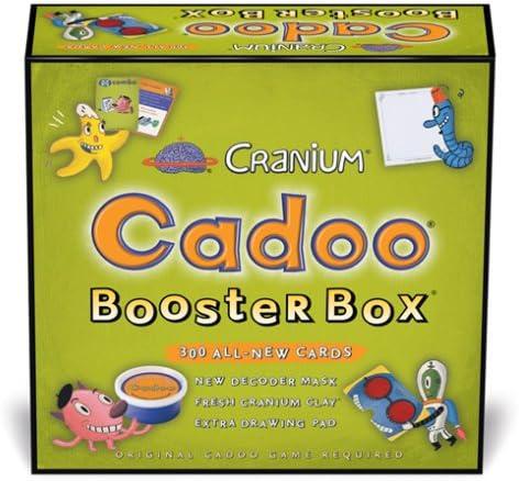 Cranium Cadoo Booster Box: Amazon.es: Juguetes y juegos