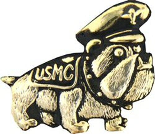 U.S. Marine Corps Bulldog Lapel Pin or Hat Pin