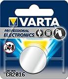 Varta - 6016101401 - Pile Electronique - CR 2016