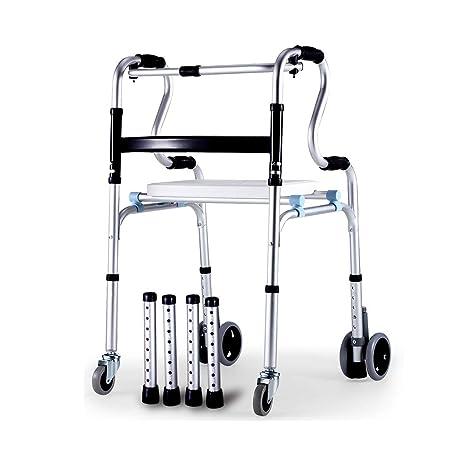 Andador para discapacitados, apoyabrazos de Cuatro Patas ...