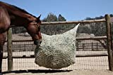 Freedom Feeder Mesh Net Two Day Slow Horse Feeder — Designed to Hold 50 lbs/6 Flakes/2 String Bale of Hay and Feed Horse for Two Days — Reduces Horse Feeding Anxiety and Behavioral Issues