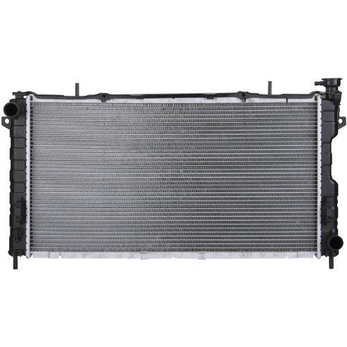 radiator 2002 chrysler voyager - 4