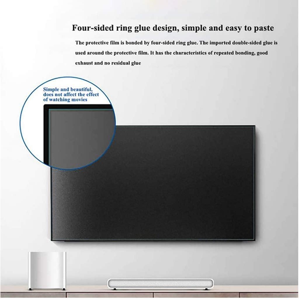 RPOLY 32-75 Pulgadas Protectora De Pantalla De TV De, Antiazul Filtro TV Protección de Pantalla Antideslumbrante Filtros ProteccióN para Los Ojos para HDTV LCD/LED/OLED Y QLED,32inch/698X392mm: Amazon.es: Hogar