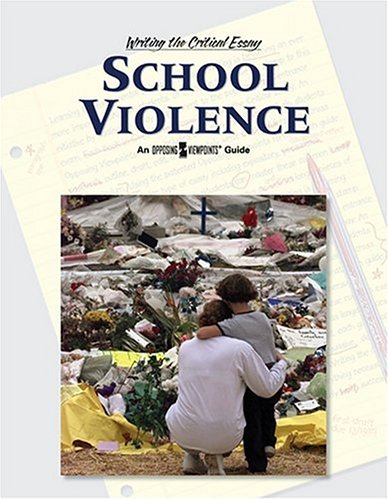 an essay on preventing violence in schools The national institute of justice contributed to the funding of a study by the us secret service and the us department of education that examined 37 incidents of targeted school violence in the united states between december 1974 and may 2000.