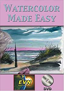 Watercolor Made Easy DVD