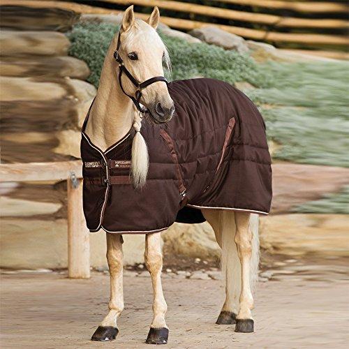 Rambo Stable Blanket Medium 200g Brown 69