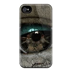 [RIkoxVG6688mmtoF] - New What I See Protective Iphone 4/4s Classic Hardshell Case