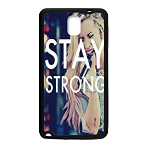 Stay Strong Fashion Comstom Plastic case cover For Samsung Galaxy Note3