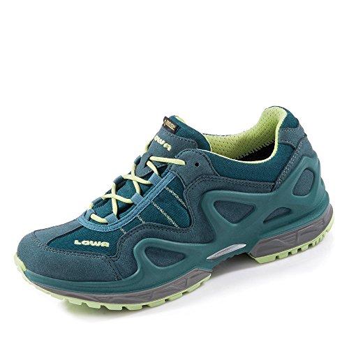 Damen Blau 320578 Gorgon Lowa 7441 WS GTX Sportschuhe Blau 306670 dx1ppZqz