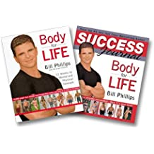 Bill Phillips Body For Life Two-Book Set (Body For Life, Body for Life Success Journal)