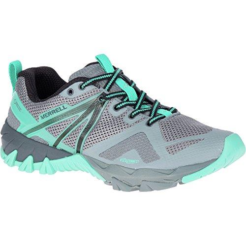 ladies Mqm Shoes Walking Goretex Monument Waterproof Merrell Flex Hybrid Womens PqaS5S