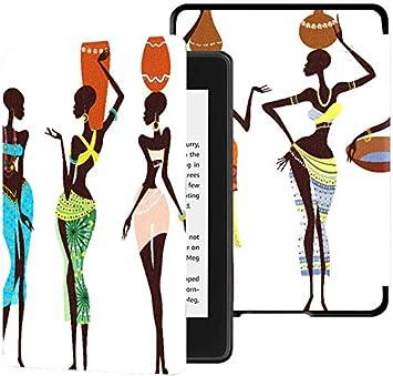Kindle Paperwhite Case Hermosas Mujeres africanas Kindle ...