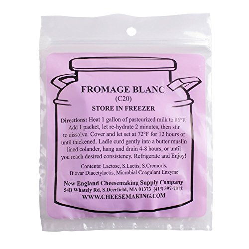 Fromage Blanc C20 - 5 Packets