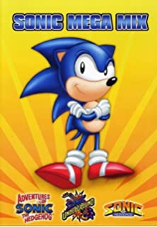 sonic the hedgehog sonic mega mix - Sonic Christmas Blast