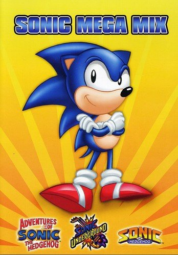 Sonic the Hedgehog: Sonic Mega Mix
