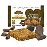 Corazonas Heart Healthy Chocolate Chip Oatmeal Squares 72 Squares