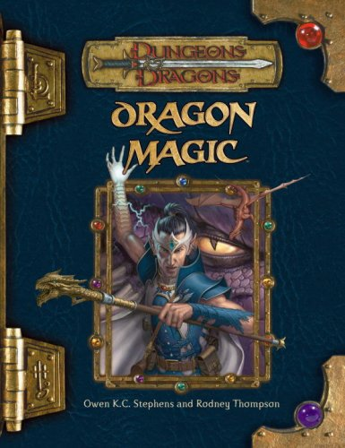 Dragon Magic (Dungeons & Dragons d20 3.5 Fantasy Roleplaying) pdf epub