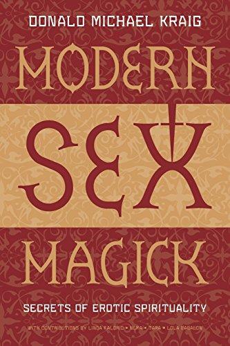 (Modern Sex Magick: Secrets of Erotic)